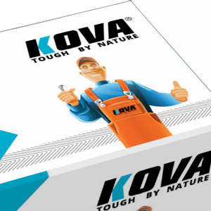 Packaging Design for Kova